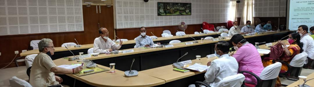 Governing Body Meeting